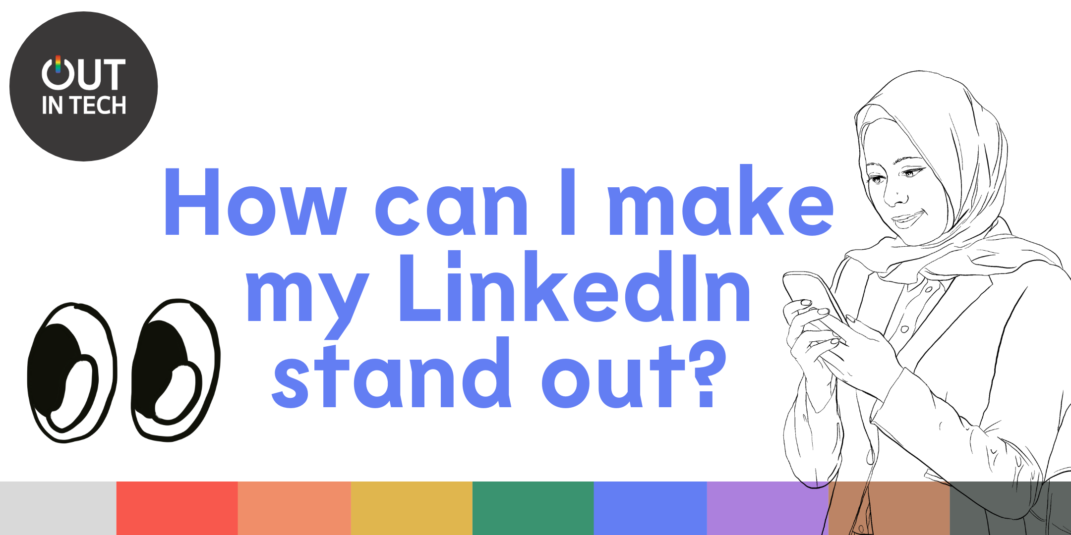 9 LinkedIn Tips for Stopping Recruiters in Their Tracks