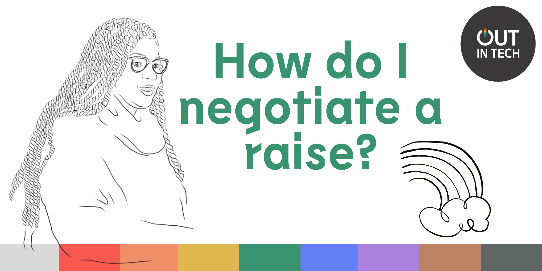 Header image that reads, How do I negotiate a raise?