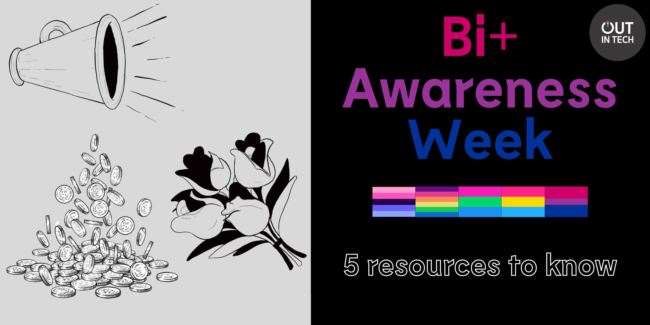 Bi+ Awareness Week: 5 Resources To Know